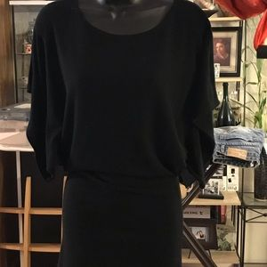 Black sweater/dress